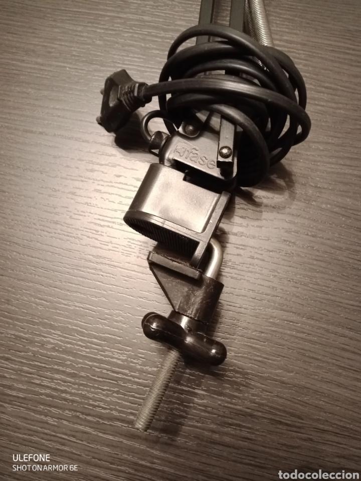 Antigüedades: Lámpara Flexo Corta sobremesa FASE - Foto 5 - 180907605
