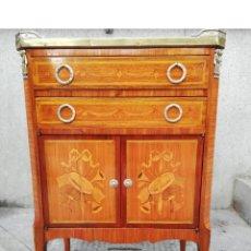 Antigüedades: COMODA PEQUEÑA SIGLO XIX. Lote 180975733