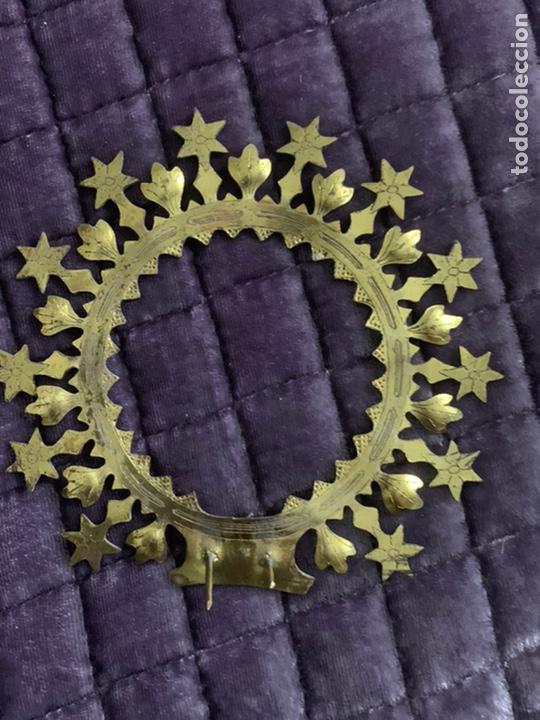 Antigüedades: Corona virgen - Foto 4 - 181011333