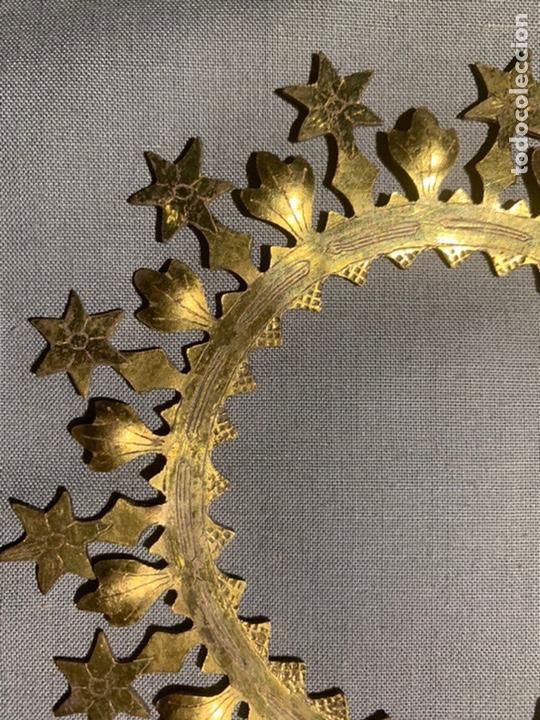 Antigüedades: Corona virgen - Foto 3 - 181011333