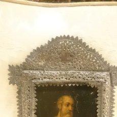 Antigüedades: CUADRO RELIGIOSO. Lote 181016532