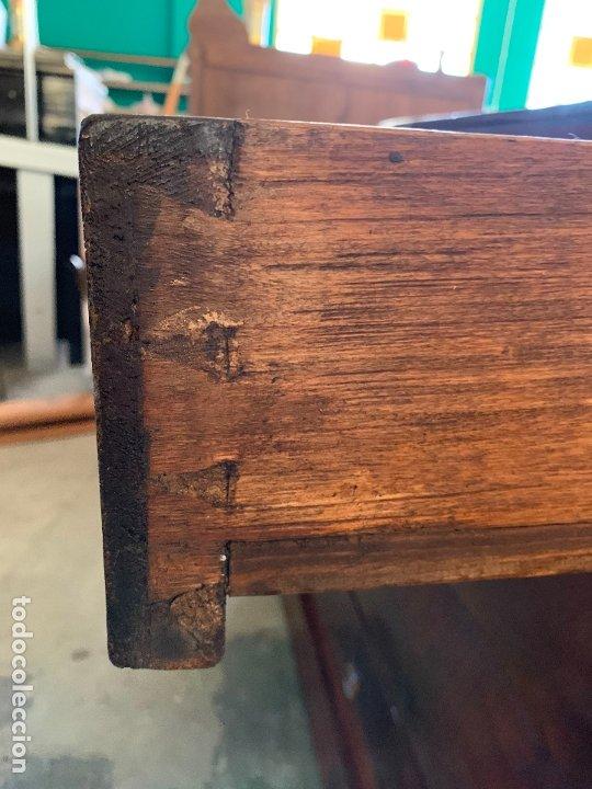 Antigüedades: Preciosa cómoda antigua con marqueteria de boj. Ver descripcion y medidas - Foto 19 - 181018198