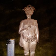 Antigüedades: EXBOTO DE PLATA GRAN TAMAÑO. SIGLO XVIII-XIX. Lote 181038732