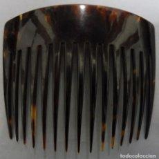 Antiguidades: ANTIGUA PEINETA SÍMIL CAREY PPIO.S. S. XX. Lote 181100135