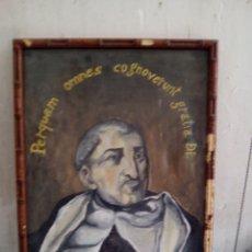 Antigüedades: CUADRO SIGLO XIX FIRMADO. Lote 181119490