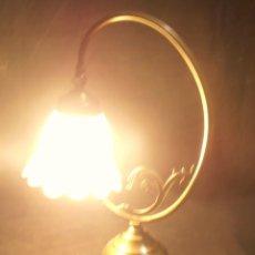 Antigüedades: LAMPARA PARA DESPACHO, ESCRITORIO , LAMPARA PARA LEER. Lote 181151310