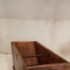 Antigüedades: MEDIDAS DE CEREALES 1/2 FANEGA. Lote 194936531