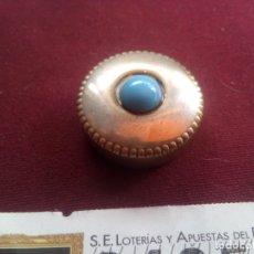 Antigüedades: CAJITA DE PLATA CONTRASTADA . Lote 181189256