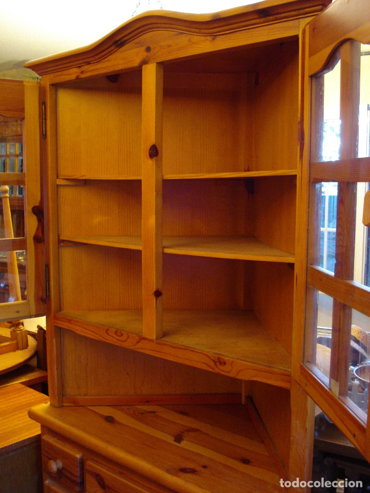 mueble esquinero estilo provenzal - Comprar Armarios ...