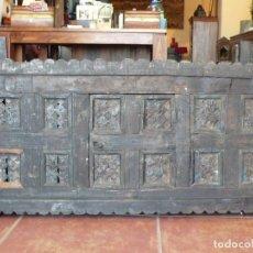 Antigüedades: BARGUEÑO ANTIGUO DE INDIA. Lote 181340873