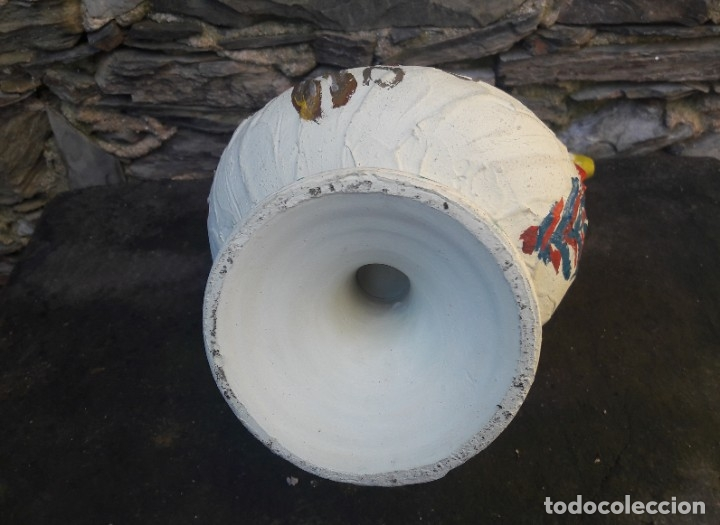 Antigüedades: Botijo,Cantaro forma de gallo - Foto 10 - 181409977