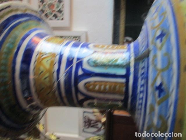 Antigüedades: Jarron ceramica de Triana - Foto 3 - 181427607