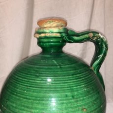 Antigüedades: ANTIGUA PIRULA EN CERÁMICA DE TRIANA (SEVILLA ). Lote 181429615