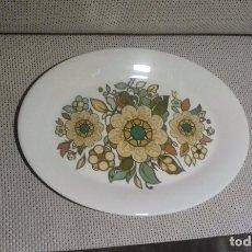 Antigüedades: ROYAL DOULTON PORCELANA INGLESA FUENTE FOREST FLOWERS. Lote 181431787