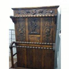 Antigüedades: PERCHERO, RECIBIDOR.. Lote 181450711