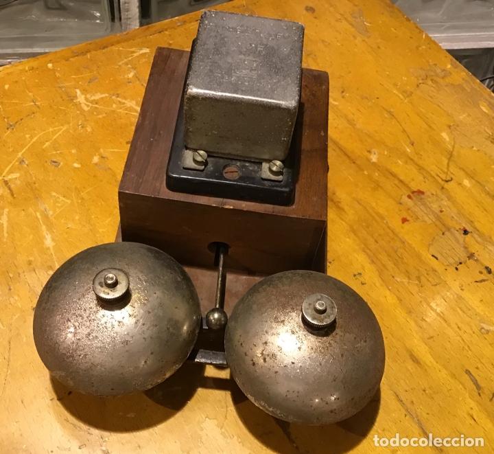 Antigüedades: UNÍS JB, TELÉFONO AÑOS 20 - Foto 5 - 181468006
