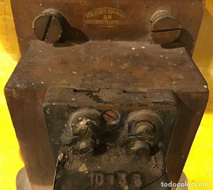 Antigüedades: UNÍS JB, TELÉFONO AÑOS 20 - Foto 6 - 181468006