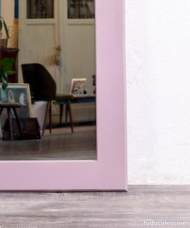 Antigüedades: Espejo Antiguo Restaurado Arelie - Foto 4 - 181495365