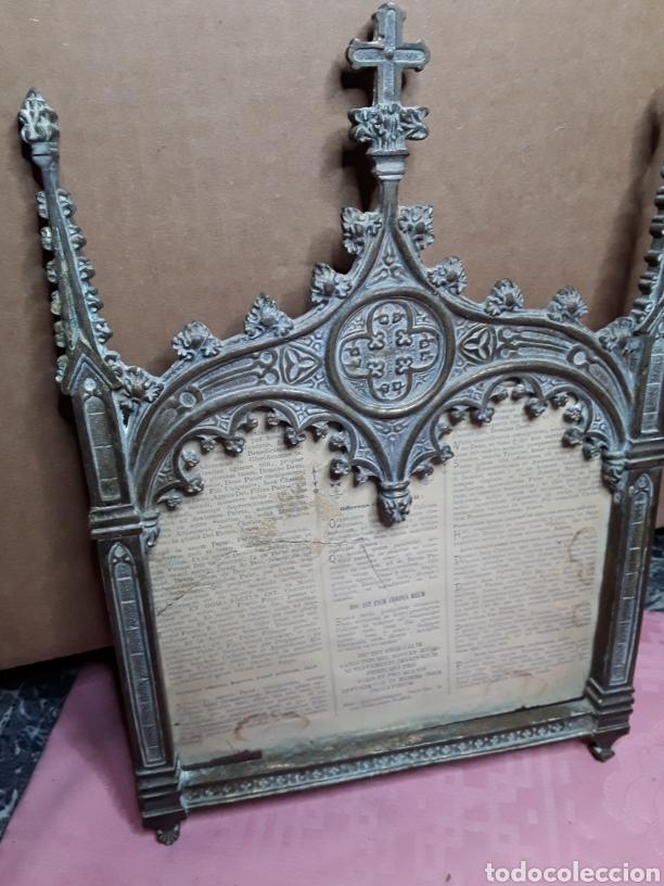 Antigüedades: Marco sacro - Foto 2 - 181501437