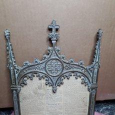 Antigüedades: MARCO SACRO. Lote 181501437