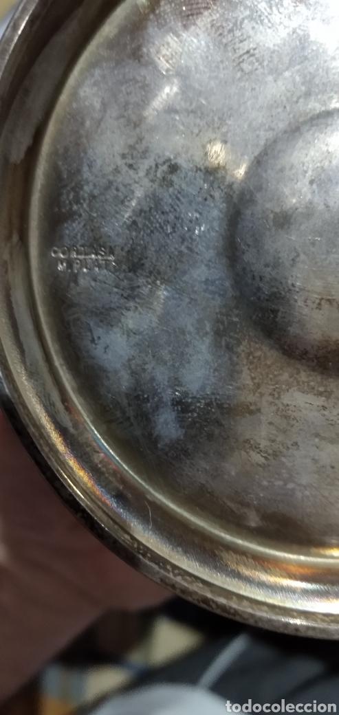 Antigüedades: LOTE (ANTIGUOS CENICEROS DE PLATA PUNZONADA ). MÁS ARTÍCULOS DE PLATA EN MI PERFIL. - Foto 24 - 180171367
