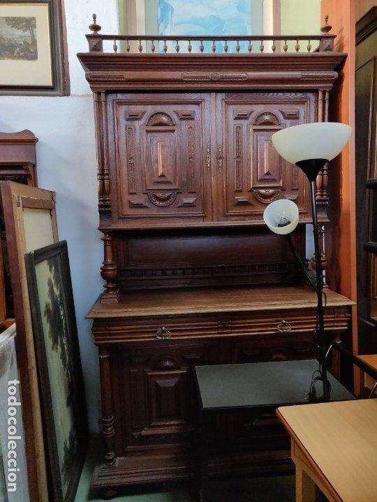 ANTIGUO APARADOR MUEBLE (Antigüedades - Muebles Antiguos - Aparadores Antiguos)