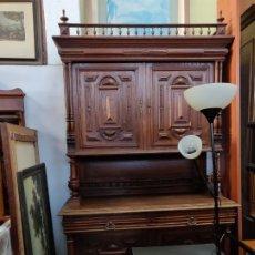 Antigüedades: ANTIGUO APARADOR MUEBLE. Lote 181560323