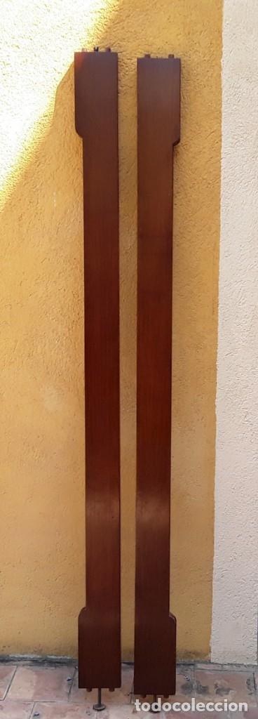 Antigüedades: Habitación completa caoba, de J.M.Busquets (Girona). Años 30. Cama,mesilla ,armario y sillas. - Foto 24 - 181602880