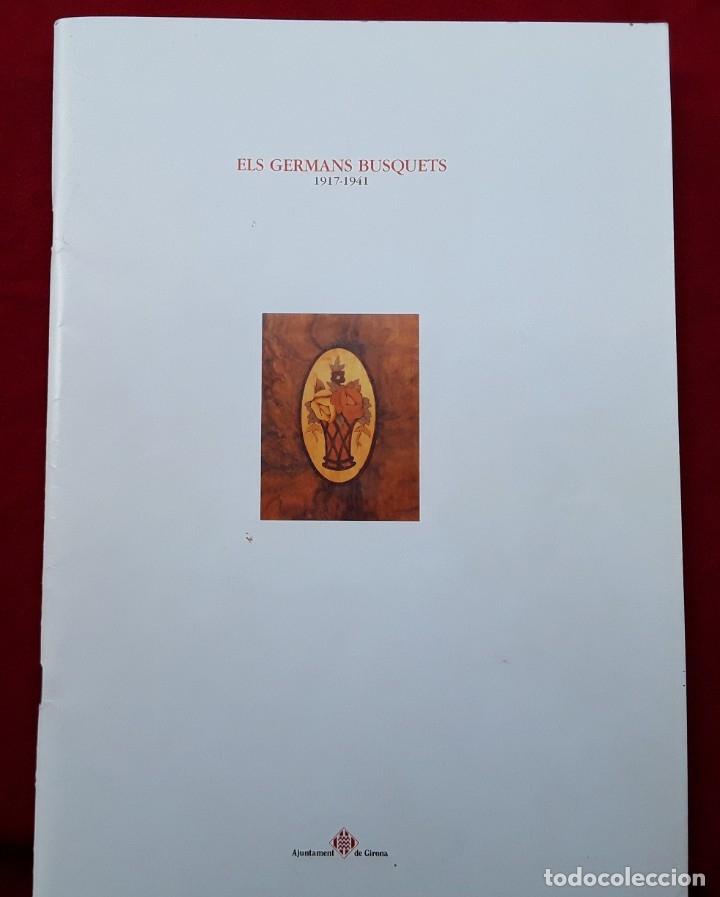 Antigüedades: Habitación completa caoba, de J.M.Busquets (Girona). Años 30. Cama,mesilla ,armario y sillas. - Foto 29 - 181602880