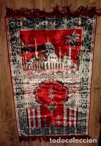 Antigüedades: Alfombra Oriental Vintage - Foto 2 - 166739228