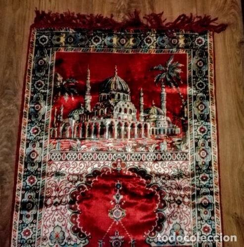 Antigüedades: Alfombra Oriental Vintage - Foto 4 - 166739228
