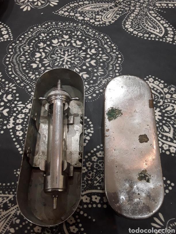 ANTIGUA JERINGUILLA (Antigüedades - Cristal y Vidrio - Farmacia )