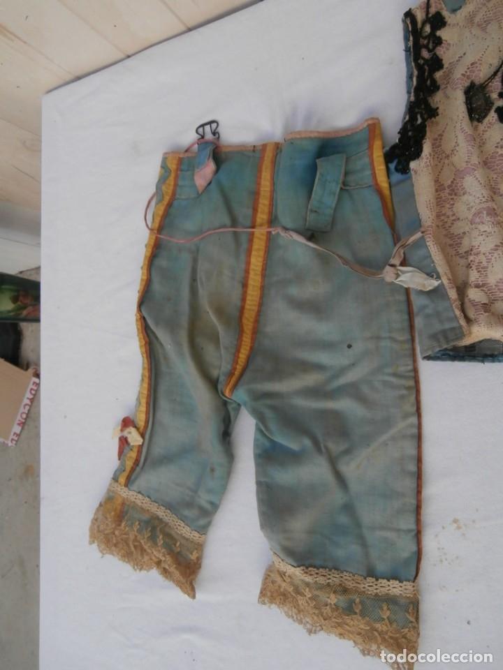 Antigüedades: traje tradicionalista de niño de siglo xix - Foto 5 - 181766713