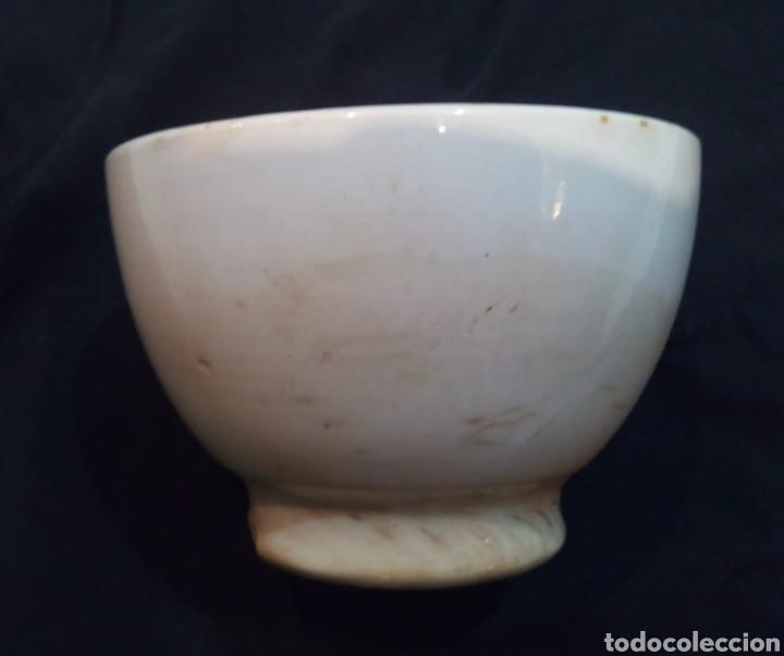 ANTIGUO TAZÓN DE SAN CLAUDIO OVIEDO PRINCIPIOS DEL S.XX TAZA (Antigüedades - Porcelanas y Cerámicas - San Claudio)