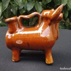 Antigüedades: TORICO ORIGINAL CUENCA FIRMADO PEDRO MERCEDES. Lote 181945298