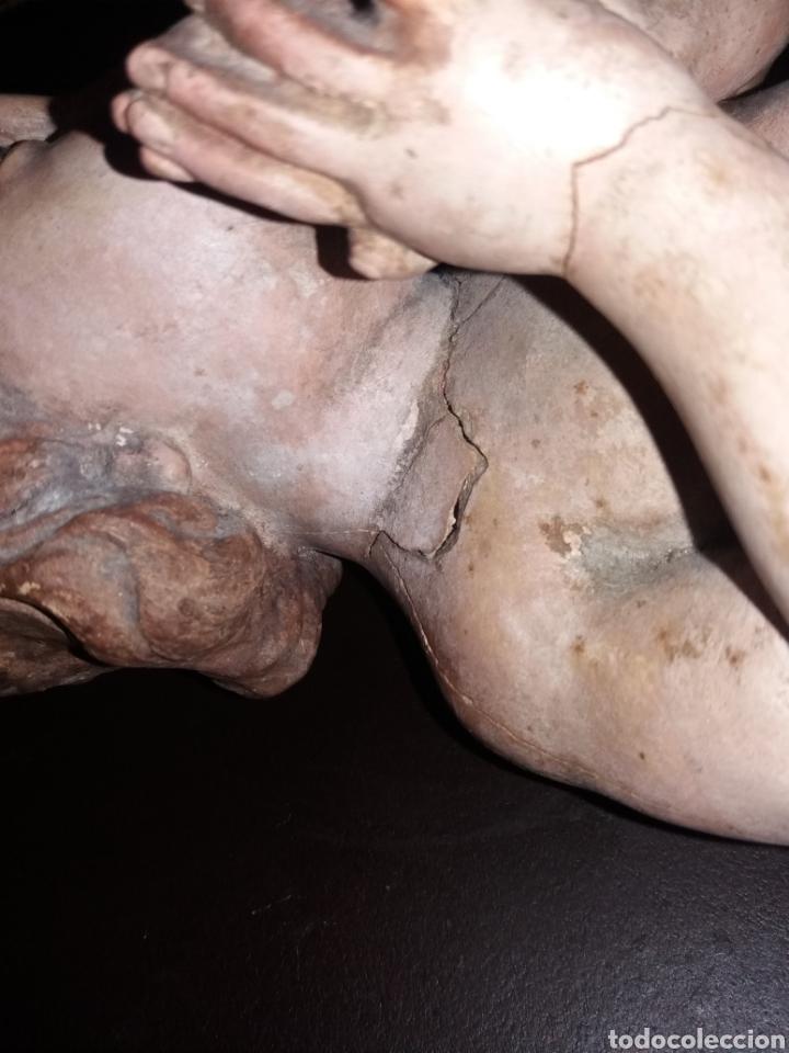 Antigüedades: Antiguo niño Jesús. - Foto 6 - 181962792