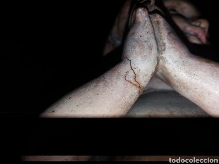 Antigüedades: Antiguo niño Jesús. - Foto 4 - 181962792