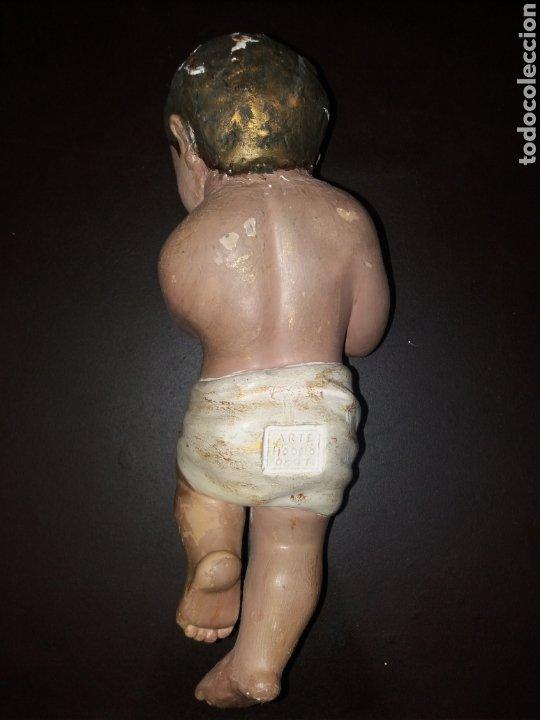 Antigüedades: Niño Jesús. - Foto 2 - 181963432
