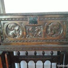 Antigüedades: BARGUEÑO ANTIGÜO ESTILO CASTELLANO.. Lote 181967732