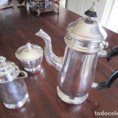 Antigüedades: JUEGO DE CAFE. Lote 181984600
