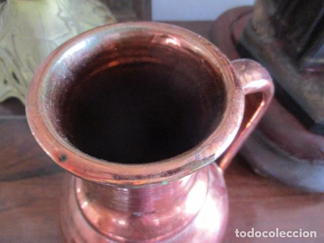 Antigüedades: Jarron ceramica de Triana Reflejos - Foto 2 - 181996686