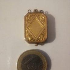 Antigüedades: RELICARIO ESCAPULARIO. Lote 182019550