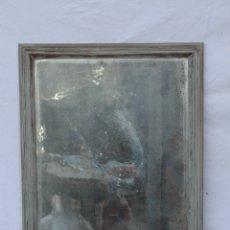 Antigüedades: ESPEJO ESTILO ISABELINO.. Lote 182033018
