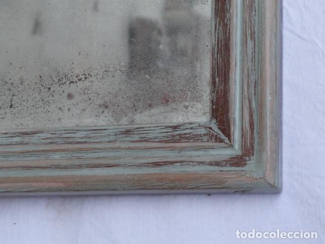 Antigüedades: ESPEJO ESTILO ISABELINO. - Foto 2 - 182033018