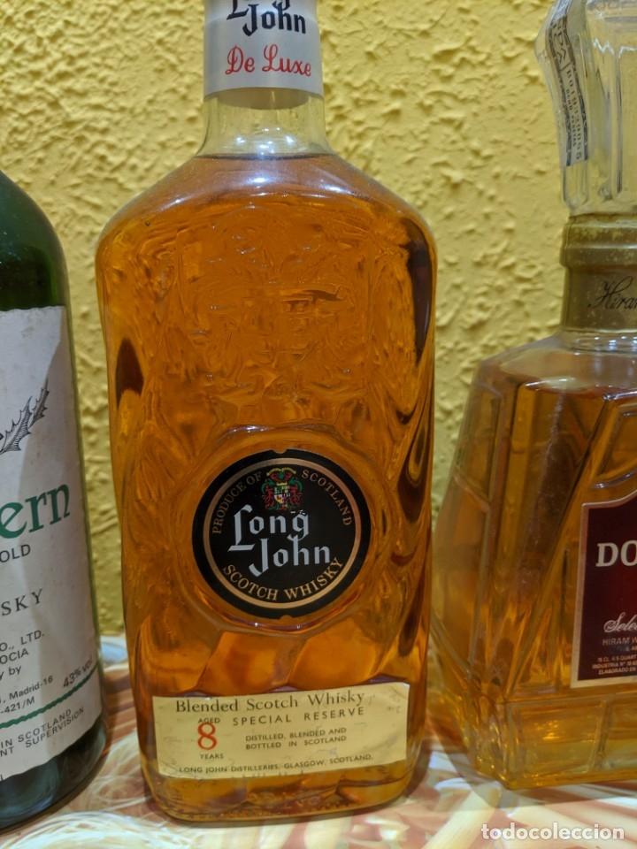 Antigüedades: whisky,lote de año 1970-80 - Foto 3 - 182035420