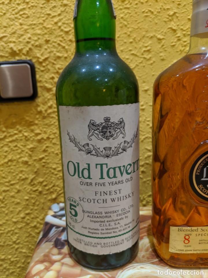 Antigüedades: whisky,lote de año 1970-80 - Foto 4 - 182035420