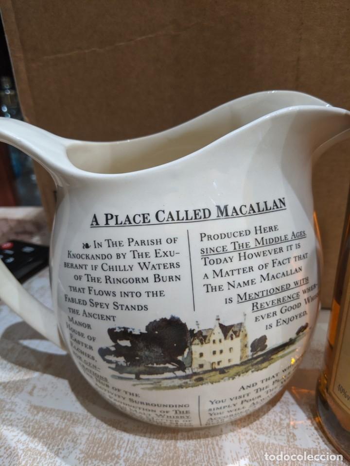Antigüedades: whisky macallan 7 años año 1980-90 - Foto 6 - 182035918