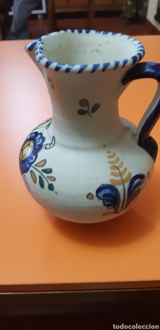 JARRITA DE CERAMICA TALAVERA AÑOS 60 (Antigüedades - Porcelanas y Cerámicas - Talavera)