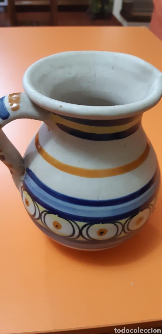 Antigüedades: Jarrita ceramica la menora años 70 - Foto 3 - 182059877