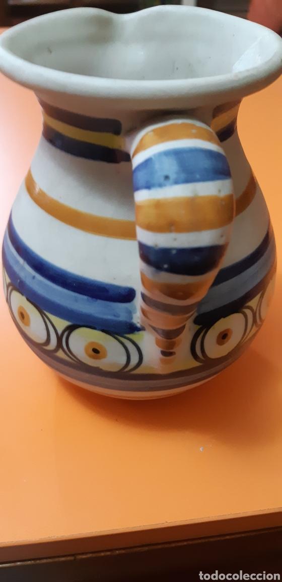 Antigüedades: Jarrita ceramica la menora años 70 - Foto 4 - 182059877